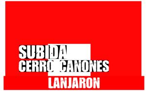 Subida al Cerro de los Cañones Lanjarón Logo